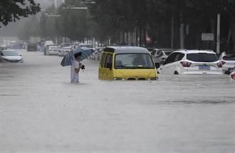 連日暴雨襲擊 河南全省98萬用戶用電受影響