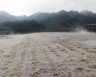 烟花颱風影響恐有豪大雨 台水四區處呼籲:儲水備用、節約用水