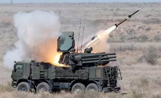 俄製鎧甲S、山毛櫸防空網生效 成功擊落以色列飛彈