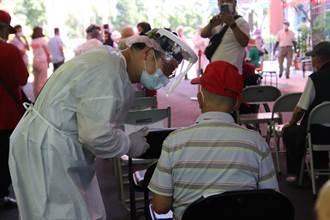烟花颱風來襲 新竹縣若停班課疫苗施打同步暫停