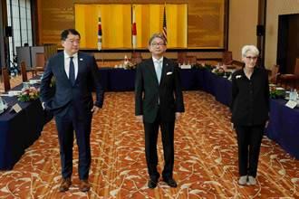美副國務卿與日韓副外長談台海穩定 宣告暫不訪中