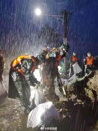 宣揚鄭州暴雨「千年一遇」引反彈 法媒質疑傷亡數字 河南下令嚴禁瞞報