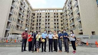 歷經40年 雲林虎尾科大盼到新學生宿舍大樓