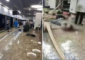 鄭州地鐵生還者憶:月台上躺滿乘客遺體 男乘客自願讓婦女先離開
