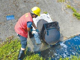 新北抽水站超前部署 增36萬噸滯洪量