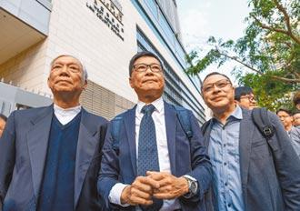 香港占中發起人陳健民 政大任客座1年