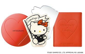 Hello Kitty聯名彩盤卡哇伊