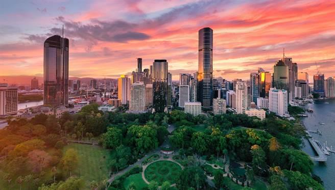 澳洲布里斯班確定取得2032年夏季奧運主辦權。(取自東京奧運官推)
