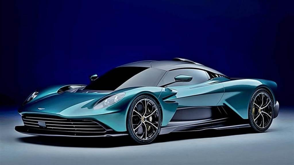 續航力衝上 600 公里,Aston Martin 預告下一代 Vantage 和 DB11 都會電動化