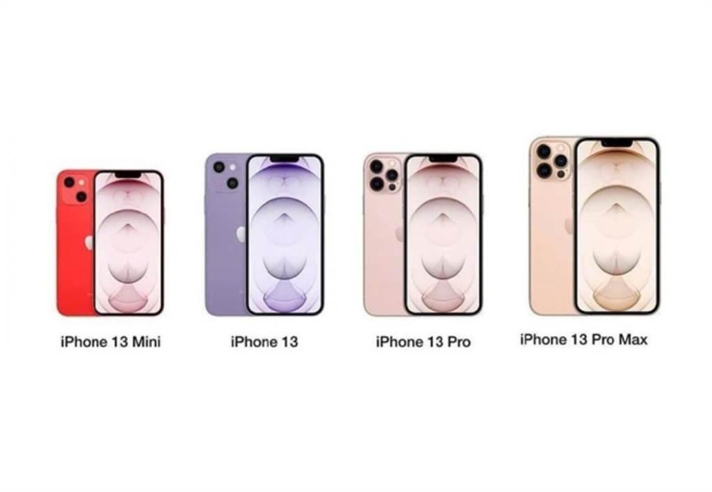 《網路溫度計》報導網友最關心的iPhone 13系列相關議題與關鍵字。(摘自網路溫度計)
