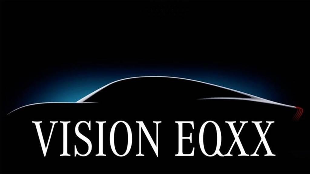 續航力破千!從上海開到北京免充電的續航力怪獸,賓士 Vision EQXX 概念車即將首度亮相