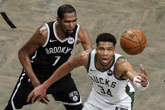 NBA》心服口服!杜蘭特預告公鹿將成王朝等級球隊