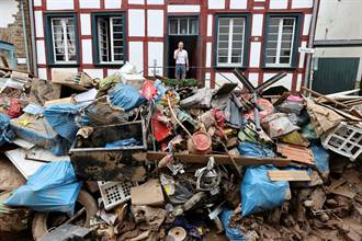 德國洪災 保險理賠金額達1650億元