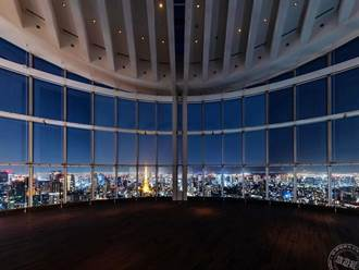 日本東京最佳賞月名所之一 六本木之丘展望台看夜景趣