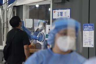 韓國增1842例再創單日新高 考慮擴大防疫限制