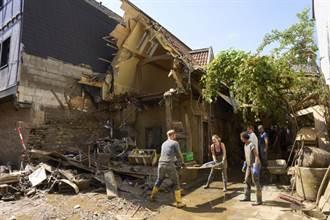 暴雨洪災襲擊西歐 德國內閣批准132億元援災民