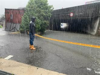 桃園大園涵洞大雨就淹 市府核千萬辦專管排水工程