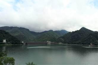 烟花颱風不給力 曾文水庫集水區降雨不到1毫米