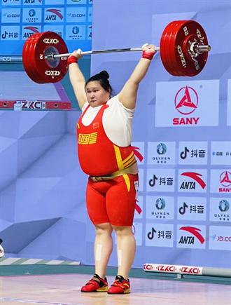 東奧選手村紙板床會垮嗎?150公斤中國舉重女選手這樣說