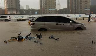 不只鄭州!大暴雨區北移 河南北部、河北、山西全面警戒