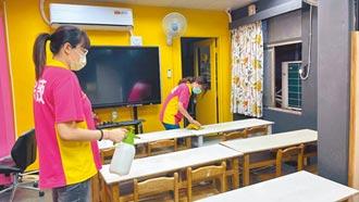 補教業者籲月底復課 嗆申請國賠