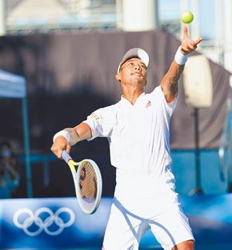 中華網球隊今到齊 盧哥開練了