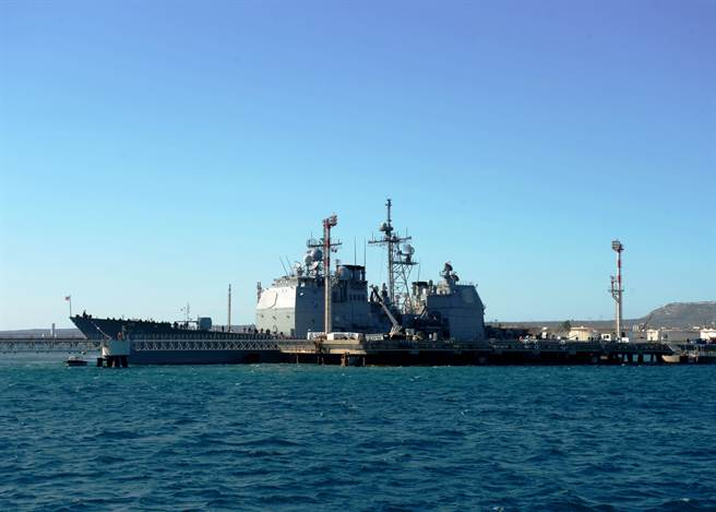 355舰队破功 美海军军令部长亲自解释箇中原因