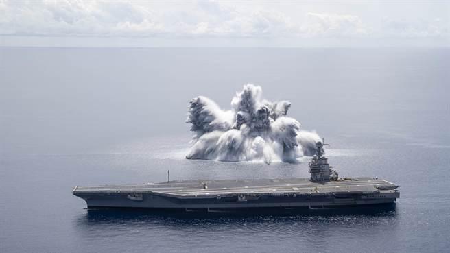 美海军坦承:福特号航舰计画犯下大错