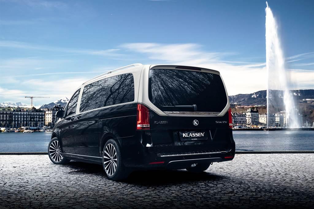 三一東林宣佈導入德國奢華商務車 KLASSEN 搶攻頂級企業租賃市場