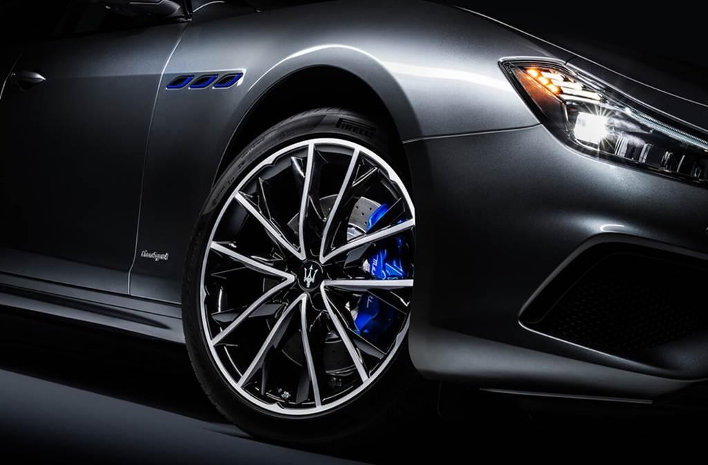 Maserati新世代動力架構:The new Ghibli 2.0