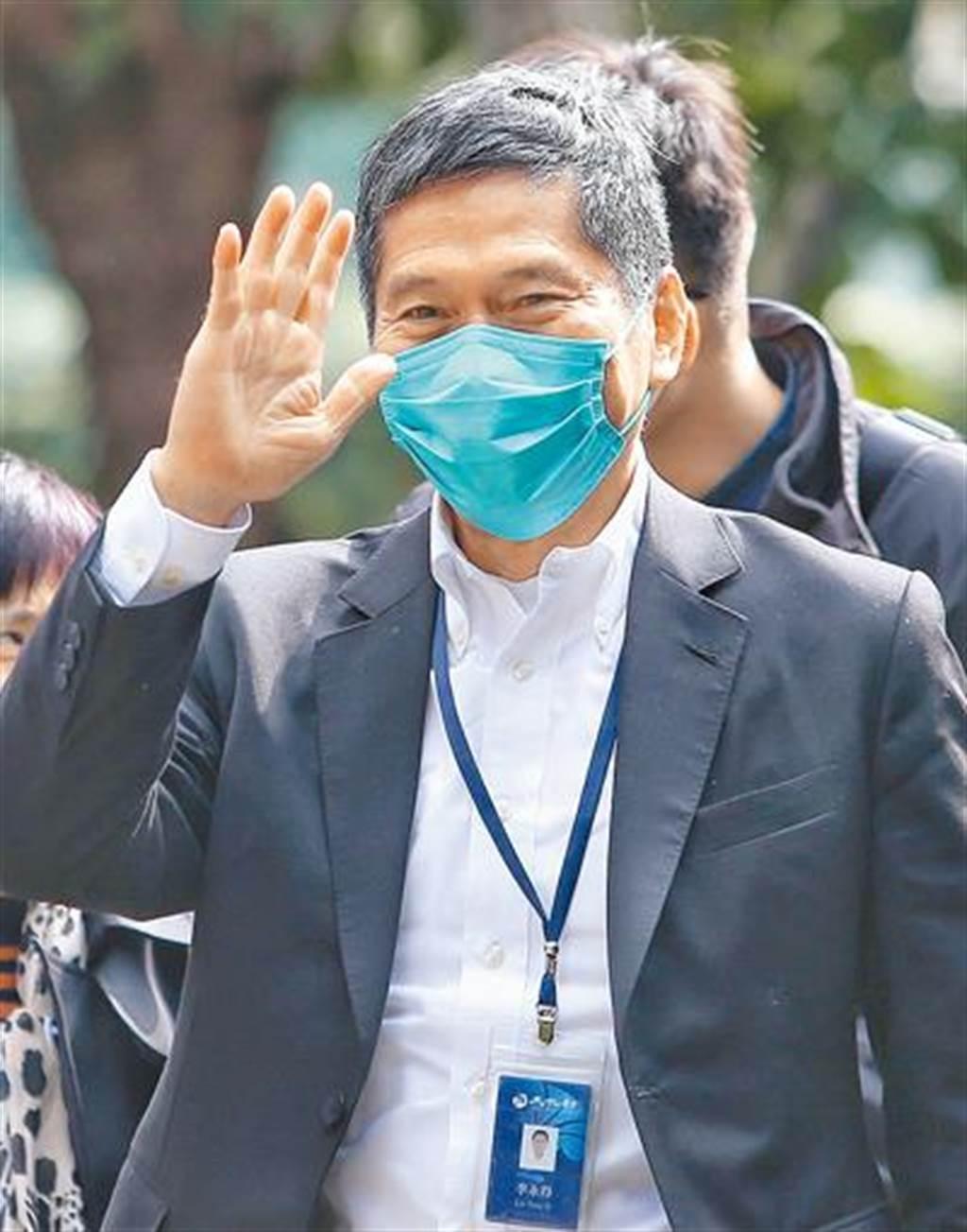 文化部長李永得表示,蔡秋安擁有豐富國際媒體經驗,尤其專精影視媒體,對執行長人選及開播相關事宜,文化部一切尊重團隊決定。(報系資料照)