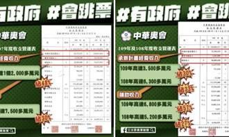 葉毓蘭》誰讓總統承諾跳票 管不住中華奧會?
