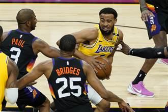NBA》就是不放人!湖人跟荷頓塔克提薪資報價