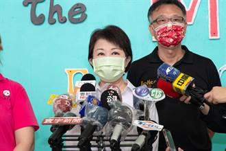 雙北未放颱風假 盧秀燕宣布台中快打站明照常施打