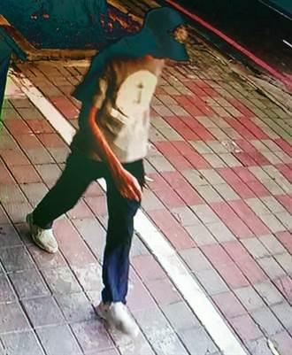 男欠債持玩具槍搶郵局被關門外落荒逃!台南警方24小時逮人