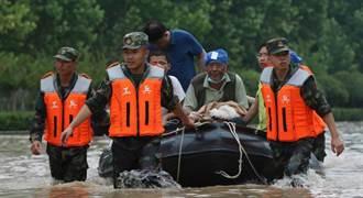 河南新鄉創雨量新高 陸國家防總工作組赴前線防汛救災