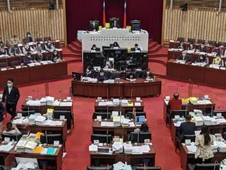 高督盟批高雄巿議會第4會期 審預算打混者多