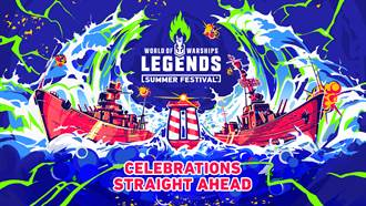 《戰艦世界:傳奇》版本更新 攜手《蒼藍鋼鐵戰艦》推出主題戰艦和指揮官