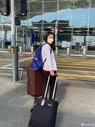 郭晶晶擔任東京奧運跳水裁判 丈夫霍啟剛不能去卻比她還緊張