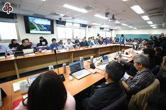 27日降二級後的環評會議 均發實體開會通知