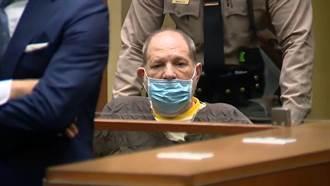 涉性侵5女引渡洛杉磯受審 哈維溫斯坦辯稱無罪