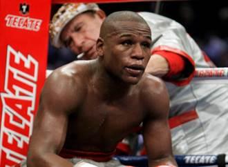 拳擊》梅威瑟天下無敵 卻曾在奧運敗戰痛哭