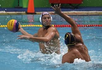 東奧》傳奇水球選手無緣開幕式 就因美奧委會奇葩規定