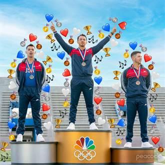 強納斯兄弟獻唱主題曲迎奧運 挑戰運動太拚命弄骨折