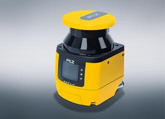 安全雷射掃描器PSENscan 適用廣泛