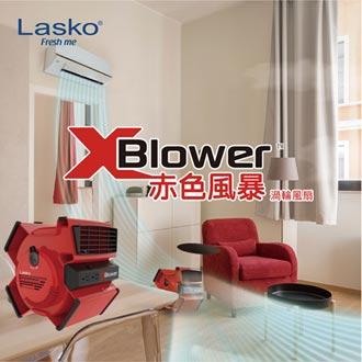 Lasko推多功能赤色風暴循環扇