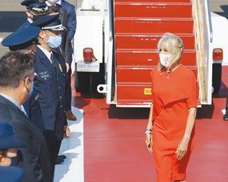 美第一夫人吉兒抵日 今出席東奧開幕式