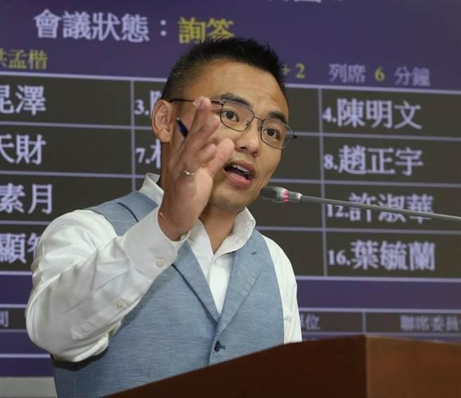 國民黨立委洪孟楷。(圖/本報系資料照)