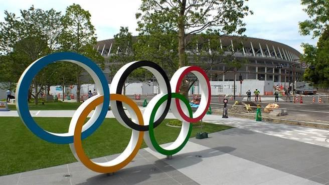 東京奧運會。(圖/Shutterstock)