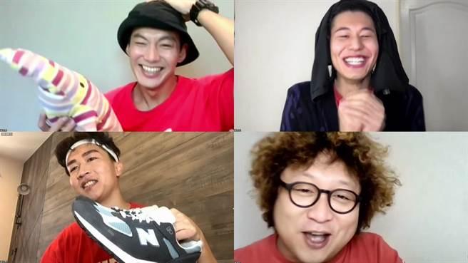 《綜藝3國智》本周六播出時間延長為兩小時。(台視提供)